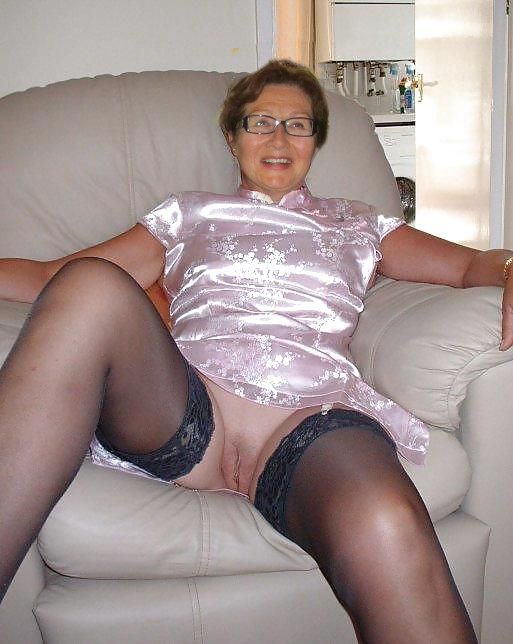 Good old granny is a facial anal angel 10